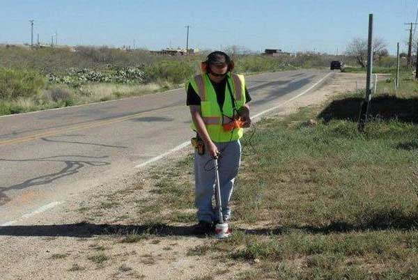 PHX utility detection person